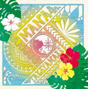 3rd single「MANA 4」